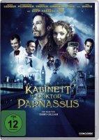Das Kabinett des Doktor Parnassus - DVD
