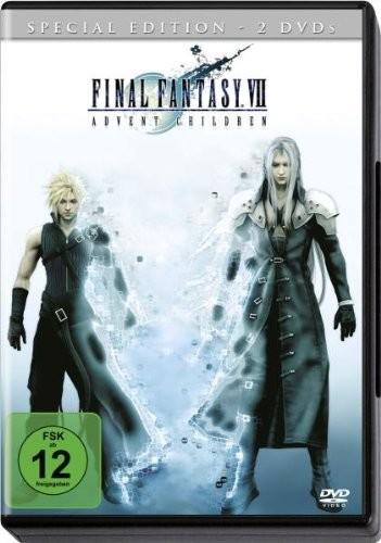 Final Fantasy VII - Advent Children - 2 DVDs