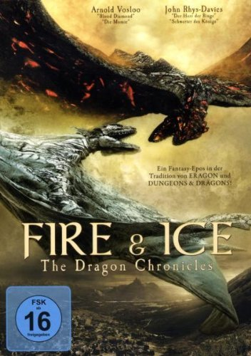Fire & Ice - The Dragon Chronicles - DVD