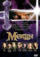 Merlin - Sam Neill - DVD