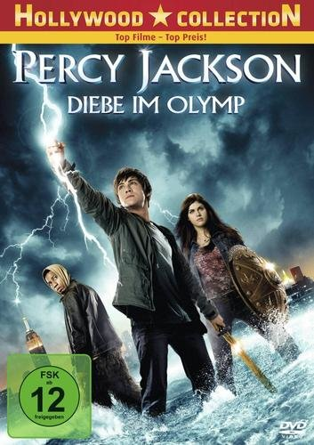 Percy Jackson - Diebe im Olymp - DVD