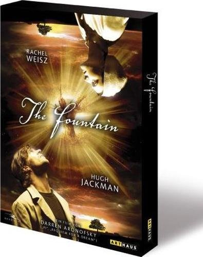 The Fountain - 2 DVDs - Holocover - DVD