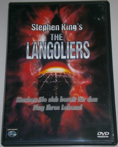 Stephen King - The Langoliers - DVD