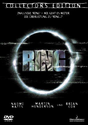 Ring - Collectors Edition - Naomi Watts - DVD