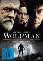 Wolfman - Extended Directors Cut - DVD