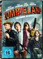 Zombieland - Woody Harrelson - DVD