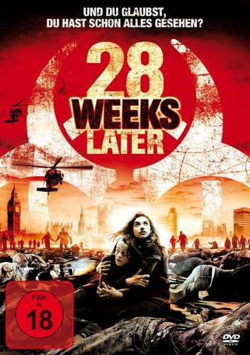28 Weeks Later - DVD