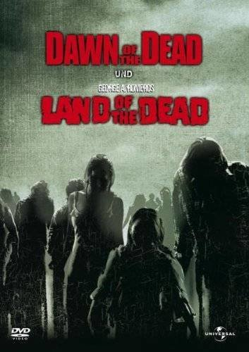 Dawn of the Dead & Land of the Dead - 2 DVDs