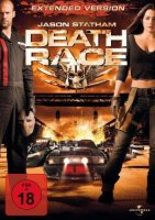 Death Race - Extended Version - DVD