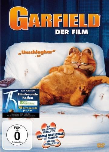 Garfield - Der Film - DVD