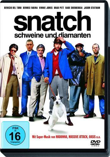 Snatch - Schweine und Diamanten - DVD