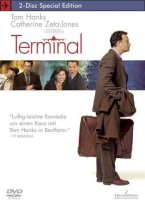Terminal - Tom Hanks - Special Edition - 2 DVDs