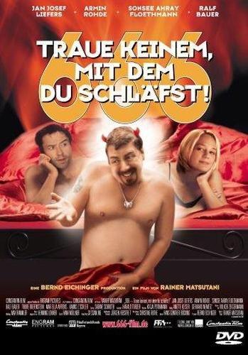 666 - Traue keinem, mit dem du schläfst - DVD