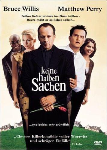 Keine halben Sachen - Bruce Willis - DVD