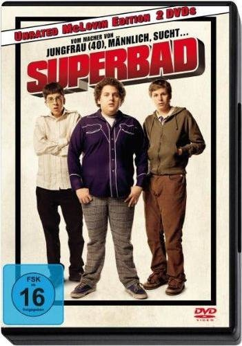 Superbad - Unrated - 2 DVDs
