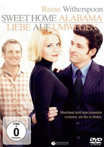 Sweet Home Alabama - Reese Witherspoon - DVD