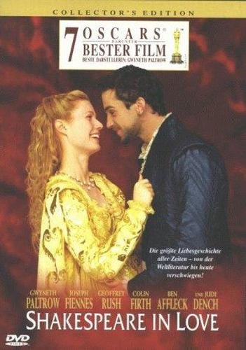 Shakespeare in Love - Collectors Edition - DVD