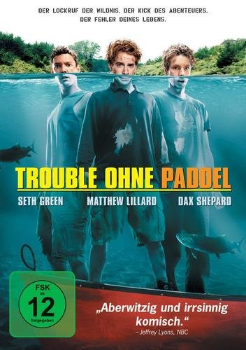 Trouble ohne Paddel - DVD