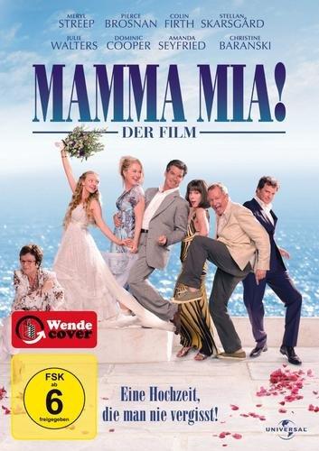 Mamma Mia! - Meryl Streep, Pierce Brosnan - DVD