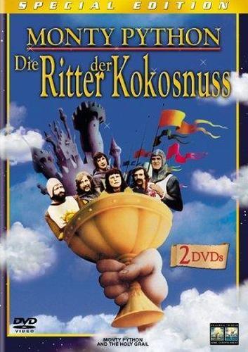 Die Ritter der Kokosnuss - Special Edition - 2 DVDs