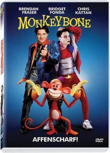 Monkeybone - Brendan Fraser, Bridget Fonda - DVD