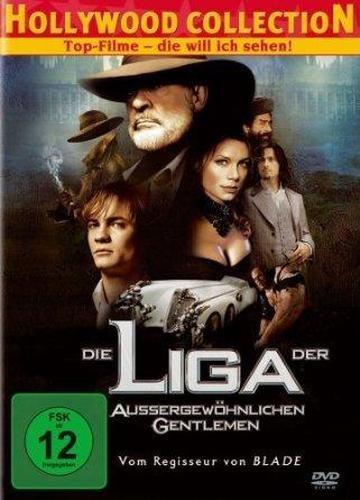 Die Liga der aussergewöhnlichen Gentlemen - DVD