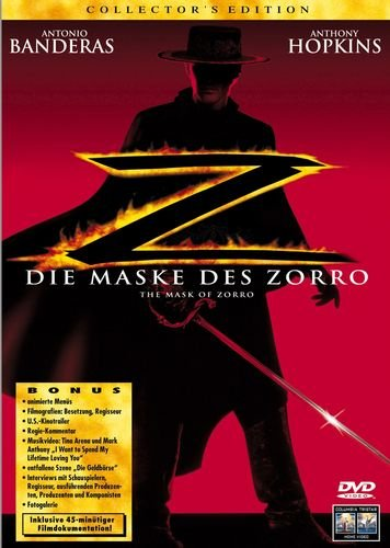 Die Maske des Zorro - Collectors Edition - DVD