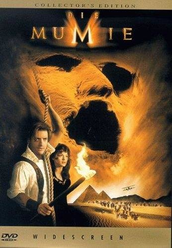 Die Mumie - Collectors Widescreen Edition - DVD