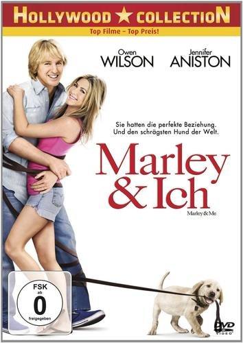 Marley & Ich - Owen Wilson, Jennifer Aniston - DVD