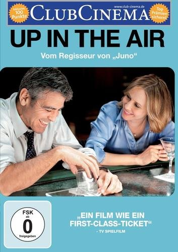 Up in the Air - George Clooney - DVD