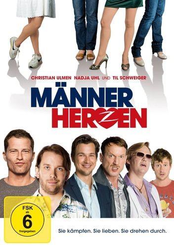 Männerherzen - Christian Ulmen - DVD