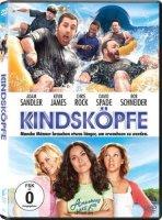 Kindsköpfe - Adam Sandler, Kevin James - DVD