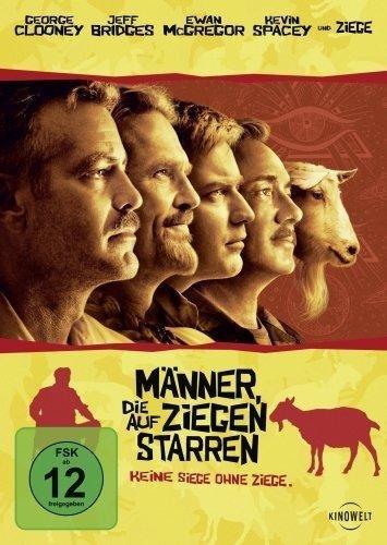 Männer, die auf Ziegen starren - DVD