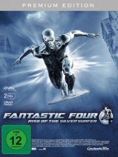 Fantastic Four - Rise of the Silver Surfer - Premium Edition - DVD