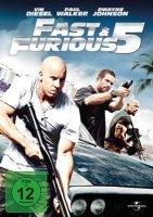 Fast & Furious 5 - DVD