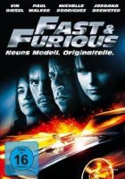 Fast and Furious 4 - Neues Modell. Originalteile - DVD