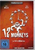 12 Monkeys - Remastered Edition - DVD
