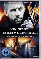 Babylon A. D. - Uncut Version - Vin Diesel - DVD