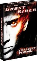Ghost Rider - Extended - Nicolas Cage - 2 DVDs