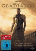 Gladiator - Russell Crowe - DVD