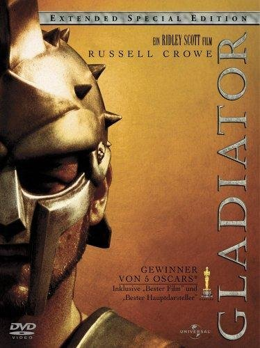 Gladiator - Extended Special Edition - 3 DVDs
