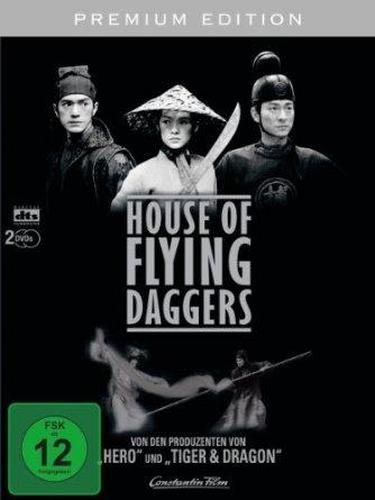 House of Flying Daggers - Premium Edition - 2 DVDs