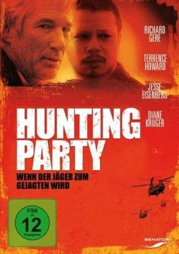 Hunting Party - Richard Gere - DVD