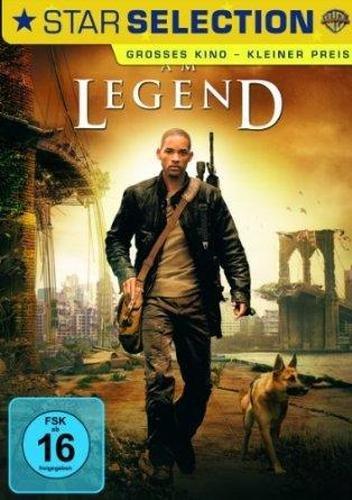 I Am Legend - Will Smith - DVD
