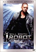 I, Robot - Will Smith - 2  DVDs