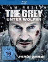 The Grey - Unter Wölfen - Liam Neeson - Blu-ray