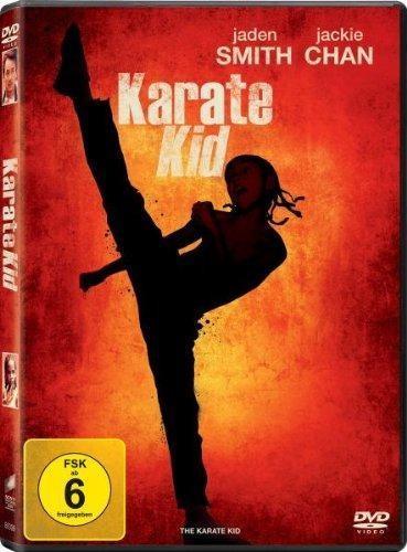 Karate Kid - Jaden Smith, Jackie Chan - DVD