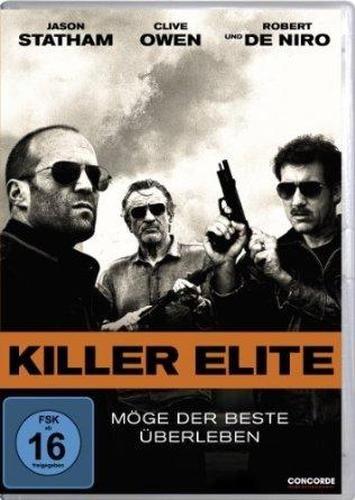 Killer Elite - Jason Statham - DVD