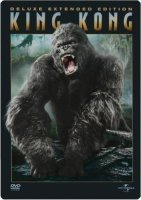 King Kong - Deluxe Extended Edition - 3 DVDs