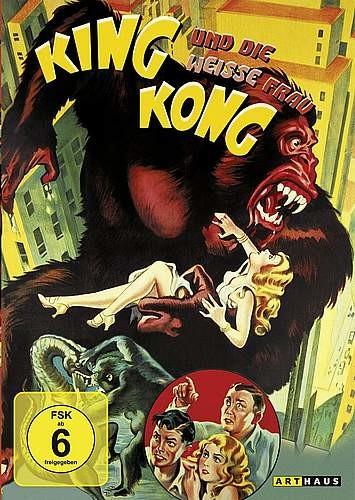 King Kong und die weisse Frau  - DVD